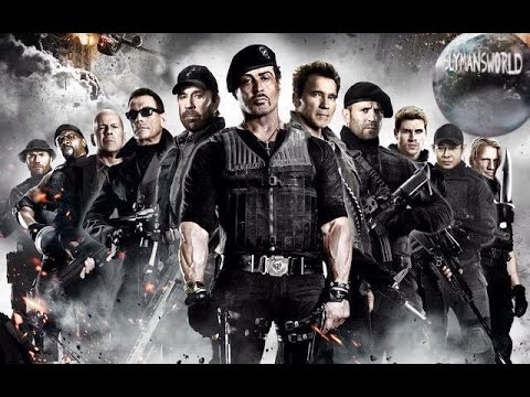 The Expendables 2 Music Video (Shinedown - Diamond Eyes)