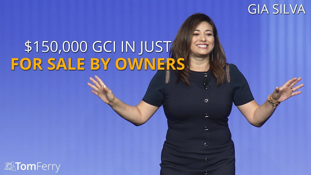 How to Win the Business of FSBO (For Sale By Owner) | Gia Silva | Summit  2017 Keynote