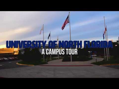 University Of North Florida - A Campus Tour