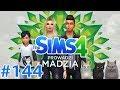 The Sims 4: Dwa Światy #13: Pierwszy Pocałunek w/ Madzia