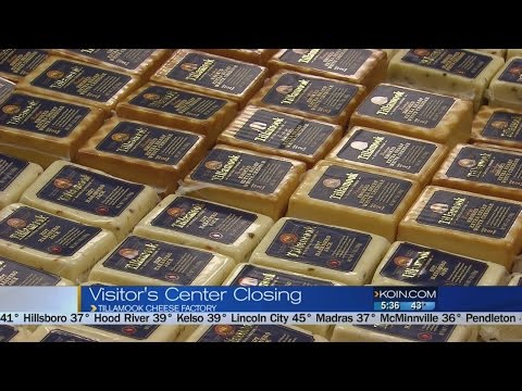 New visitors center coming to Tillamook Cheese Factory