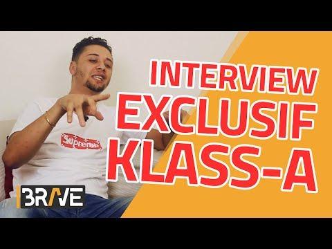 Interview exclusif avec KLASS-A | الحوار الكامل - #MeetTheBrave (Complet)