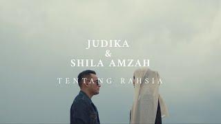 "Download Mp3 Judika, Shila Amzah - Tentang Rahsia  From ""adellea Sofea"" Soundtrack  Gudang lagu"
