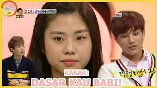 Kakak: DASAR KAU BABI! |Hello Counselor|SUB INDO|131014Siaran KBS WORLD TV|