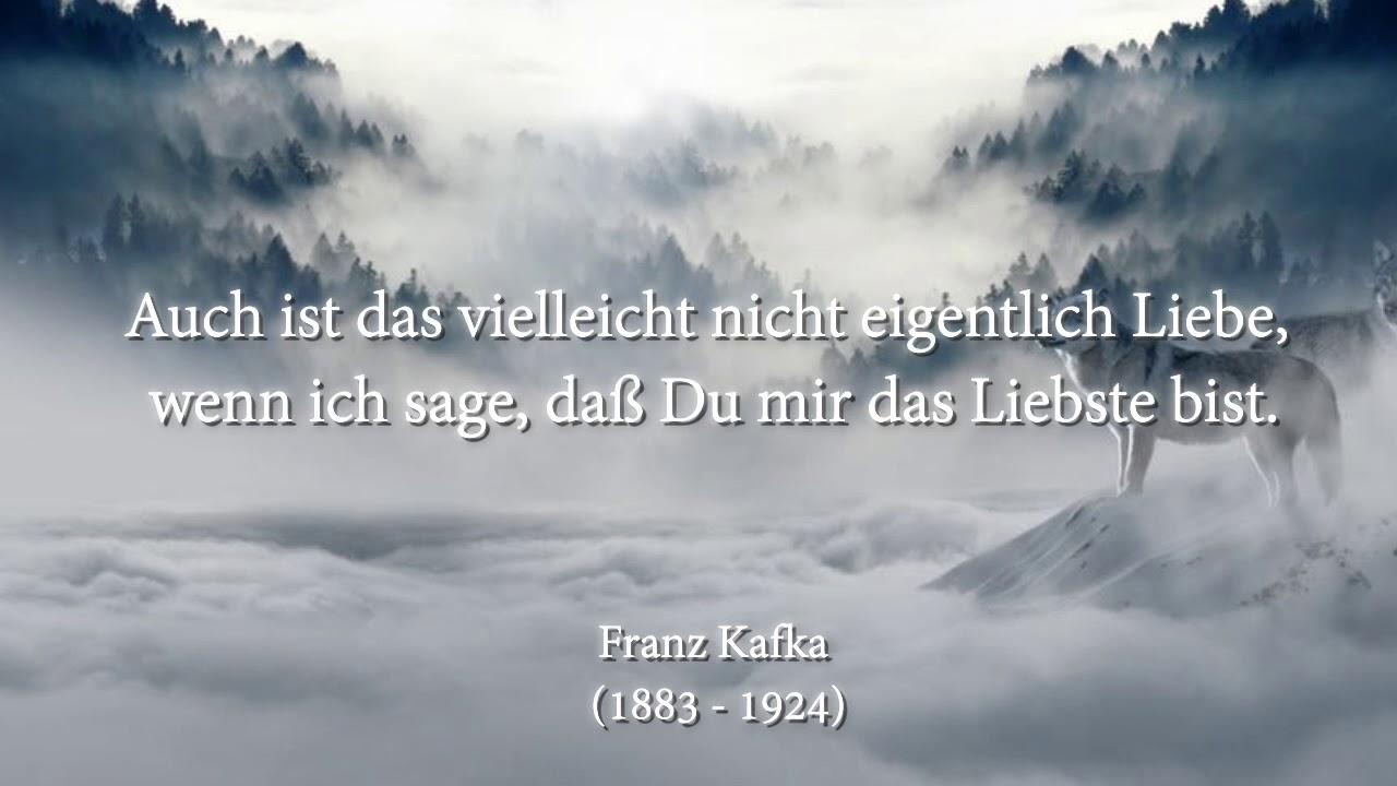 Franz Kafka Zitate