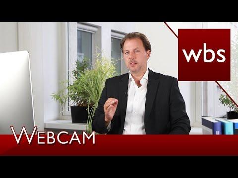 Sind Webcam-Aufnahmen in der Öffentlichkeit erlaubt? | Rechtsanwalt Christian Solmecke