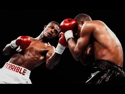 Image result for terry norris vs ray leonard
