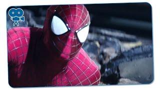 Электро и Человека-паук. Финальный бой. Новый Человек-паук: Высокое напряжение