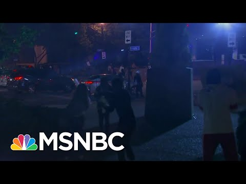 Tense Protests In Louisville As Protesters Demand Answers From Police | The 11th Hour | MSNBC