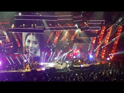 Daniel Padilla 4th Concert - Just The Way You Are by Billy Joel