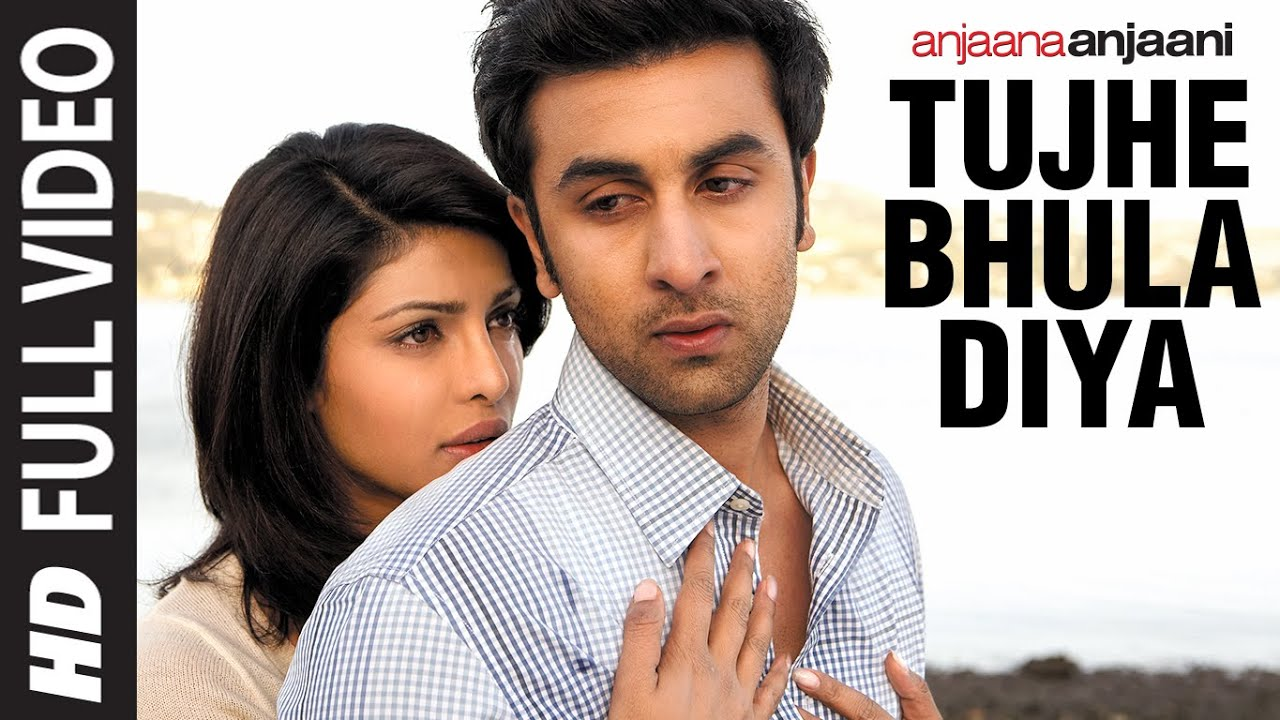 "Download ''Tujhe Bhula Diya"" (Full Song) Anjaana Anjaani | Ranbir Kapoor, Priyanka Chopra"