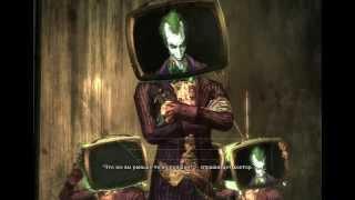 Джокер рассказывает анекдот про жену курица