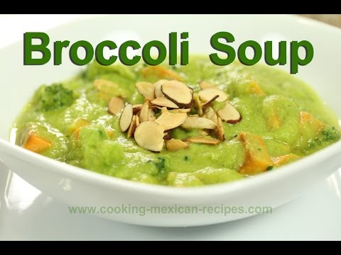 Creamy Broccoli Soup –  Gluten Free, Vegan & Delicious by Rockin Robin