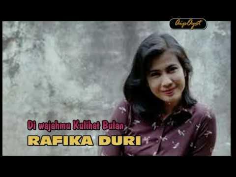Di Wajahmu Kulihat Bulan-Rafika Duri- HQ- With Lyrics