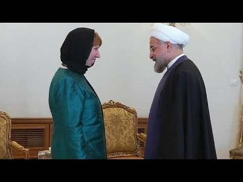 Iran: Ashton says a long-term nuclear deal will be 'difficult' and 'challenging'