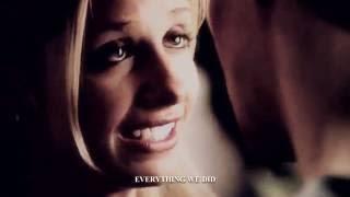 ♥ Buffy + Angel || Tribute