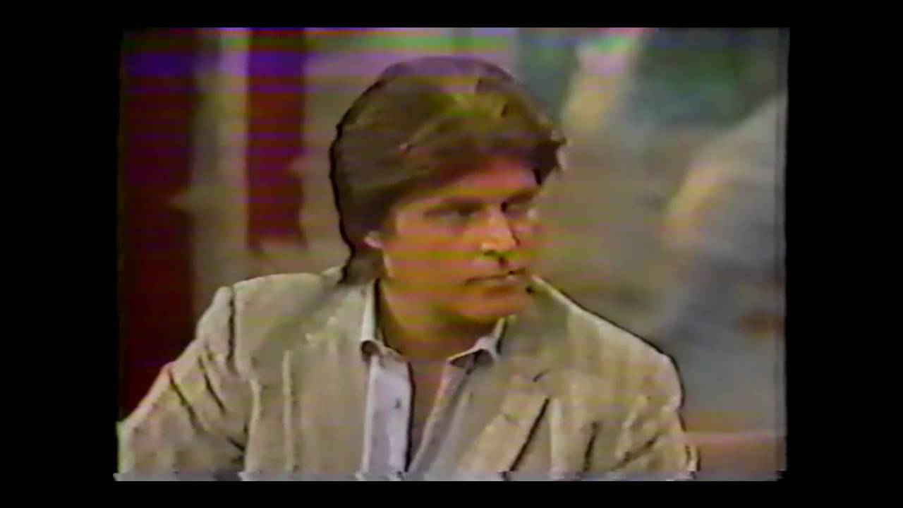 Rick Nelson Interview 1983 - YouTube