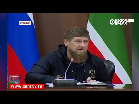 Кадыров: '...нарушает покой