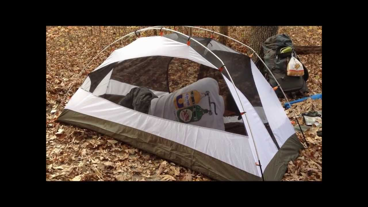 & REI Passage 1 Tent Review - YouTube