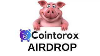 Очень простые два Airdrop Платит монета торгуеться на биржах ... #orox #ethereum #airdrop