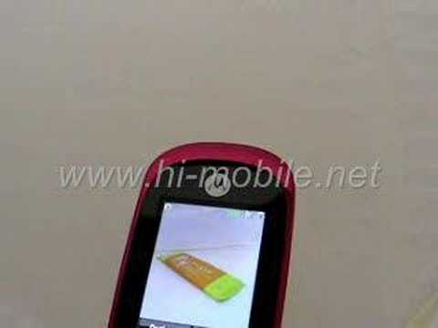 Motorola Moto U9 Fully Unlocked