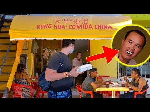 White Guy Orders Chinese Food in Mexico in Mandarin, Spanish, Cantonese