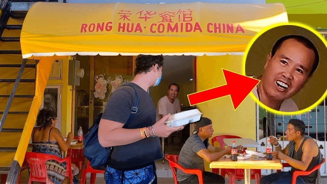 Ordering Chinese Takeout in Mexico in Mandarin, Spanish, Cantonese?!