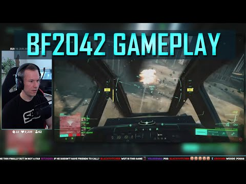 Battlefield 2042 Gameplay Trailer Reaction and FULL Breakdown