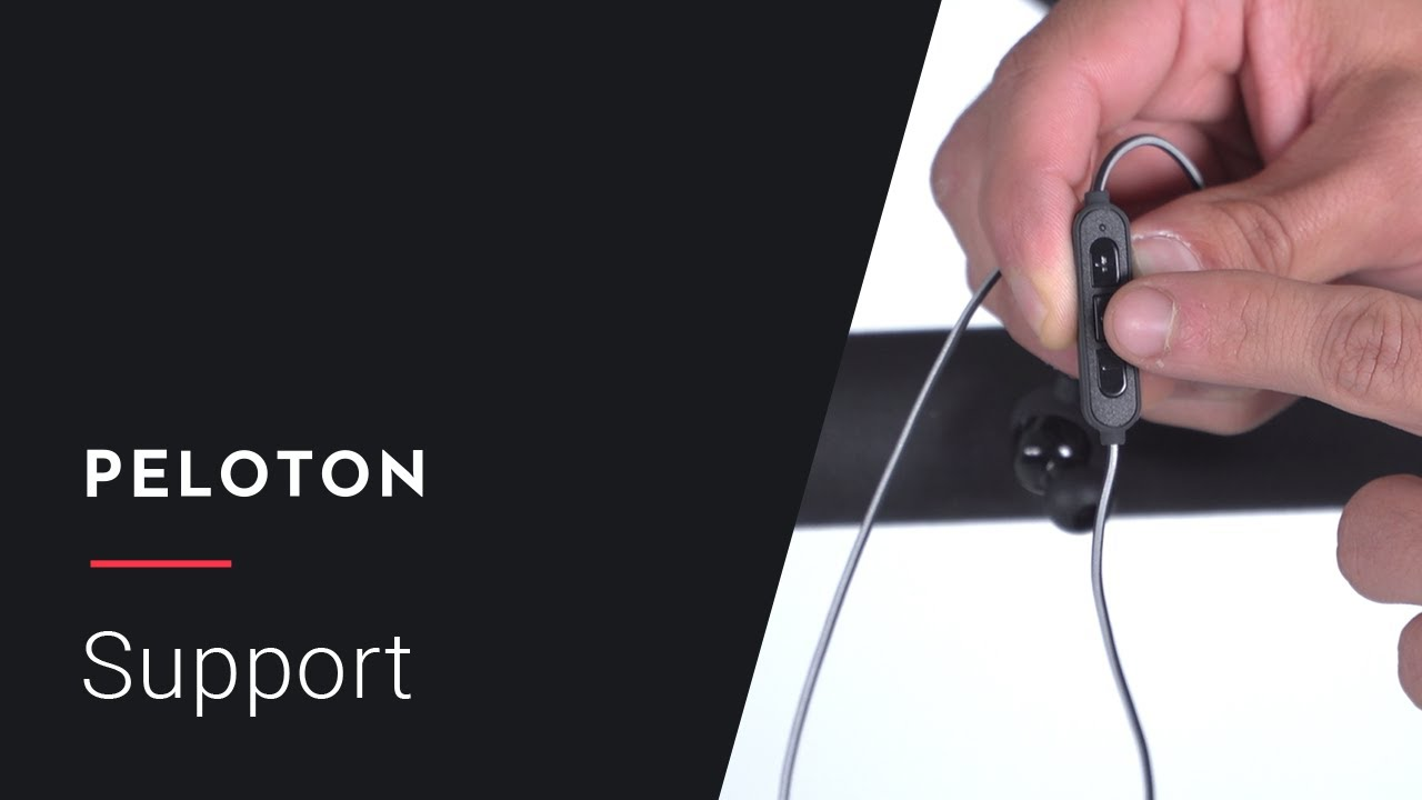 Getting Started: Pairing Bluetooth Headphones