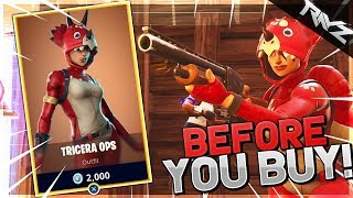 """BEFORE YOU BUY THE NEW """"TRICERA OPS"""" SKIN 