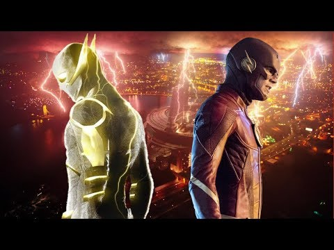PROOF GODSPEED COMING TO THE FLASH SEASON...