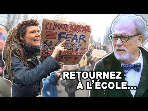 Exp. Sociale #73: CRITIQUER LES MANIFESTANTS CLIMAT...