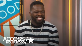 50 Cent On Taking His 84-Year-Old Grandfather To A Strip Club | Access Hollywood