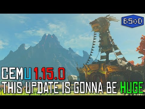 Cemu 1.15.0 Incoming | This Update is Going to be HUGE!!!