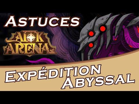 AFK ARENA: Expédition Abyssal Astuces