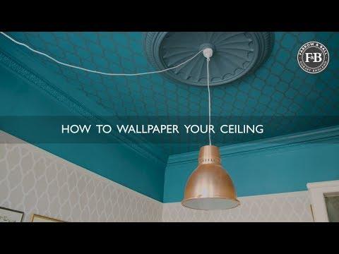 Farrow & Ball | Create A Feature Ceiling