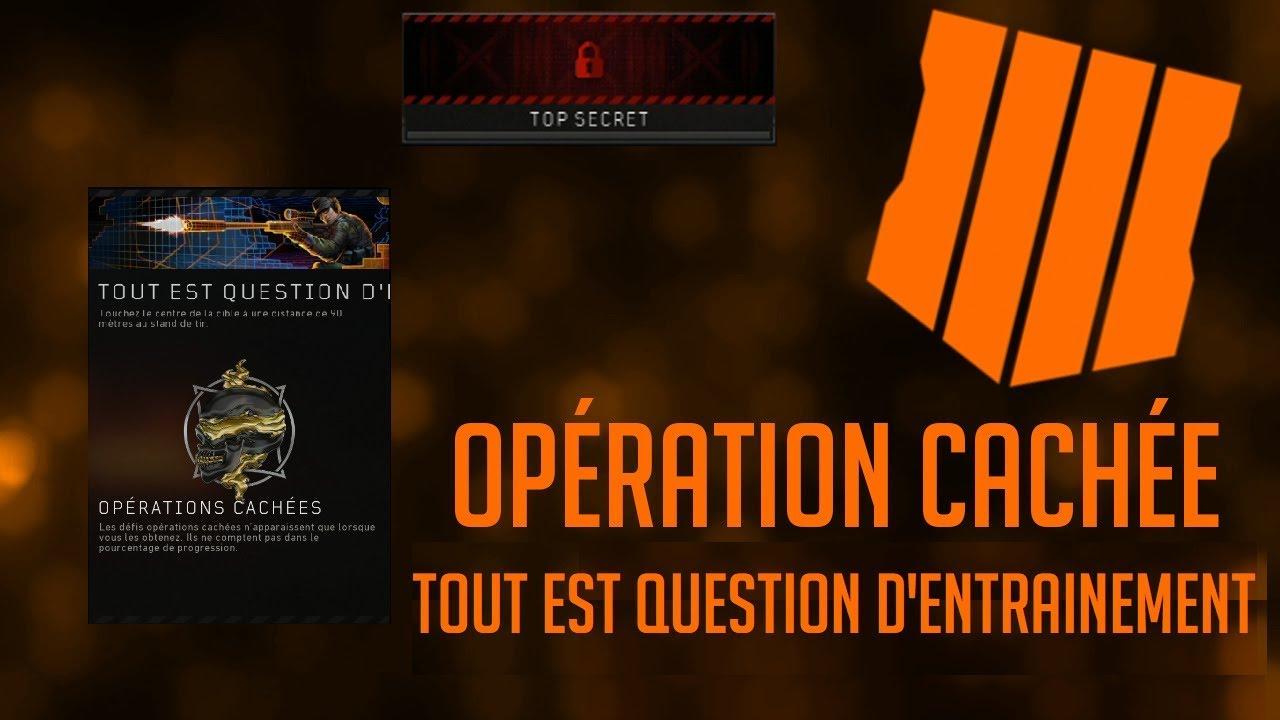CARTE DE VISITE CACHEE 1 TOUT EST QUESTION DENTRAINEMENT BLACKOUT