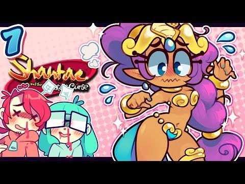 SHE'S A PRINCESS??? / Shantae and the Pirate's Curse / Jaltoid Games