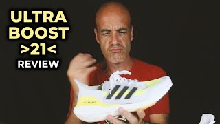 A ADIDAS EXAGEROU... | Ultraboost 21 | review