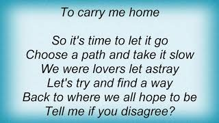 Saybia - The Haunted House On The Hill Lyrics