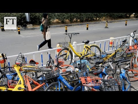 The rise and fall of bike sharing in China