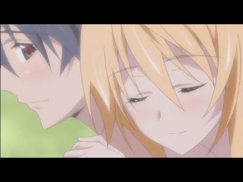 Infinite Stratos - Charlotte and Ichika Take a Bath Together (English Dub)