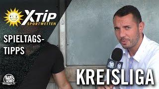 X-TiP Spieltagstipp mit Thomas Busch (Trainer Frankfurter FC Victoria) | MAINKICK.TV
