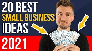 BEST Small Business Ideas in 2020 ($150 AN HOUR!)