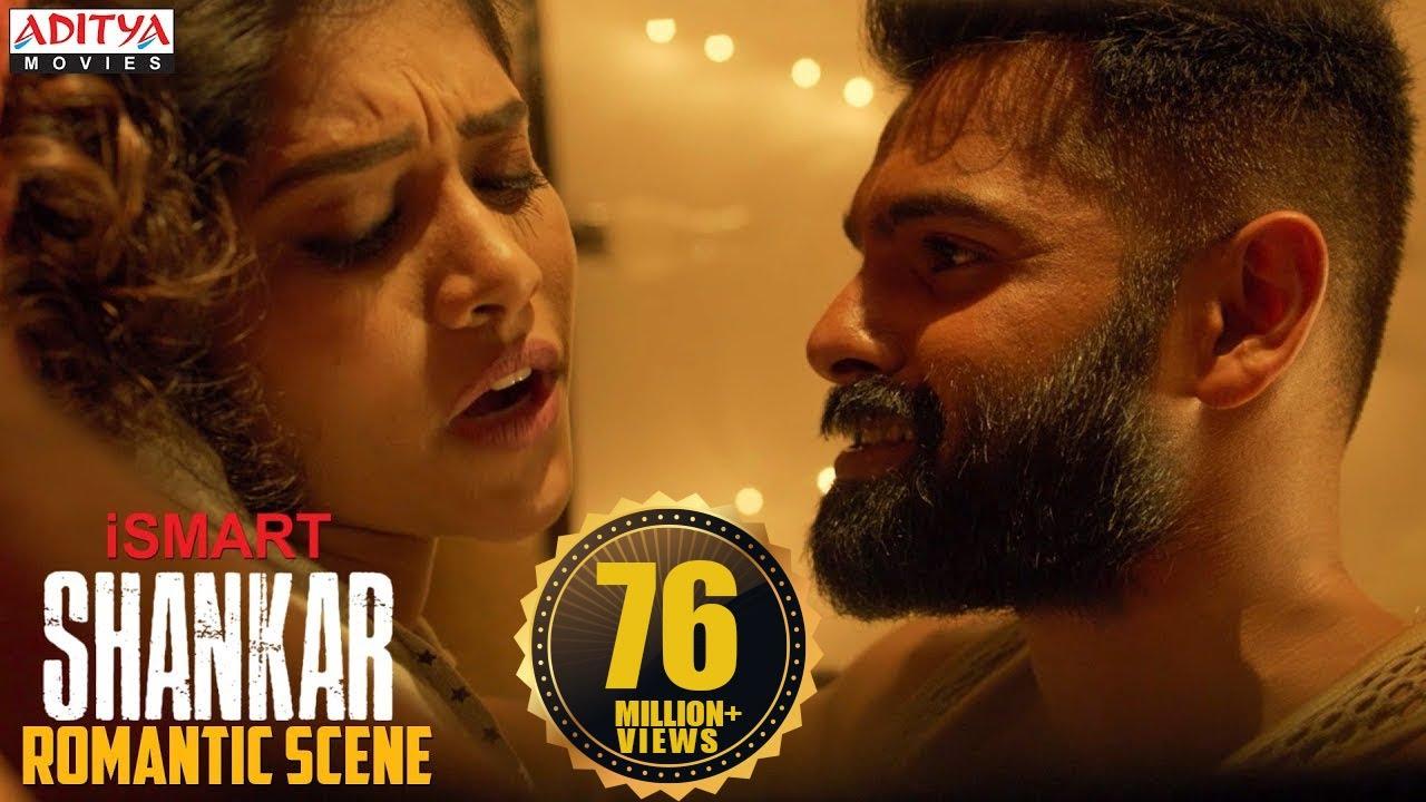 Download Ram and Nabha Natesh Romantic Scene | iSmart Shankar Hindi dubbed movie (2020) | Ram, Nabha Natesh
