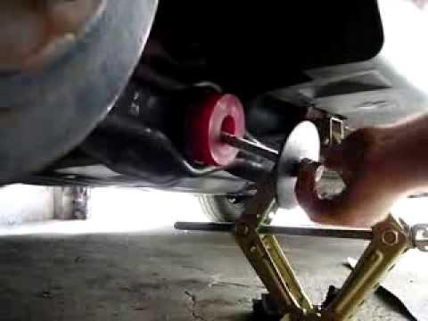 Diy Honda Civic 88 00 Trailing Arm Bushing Energy