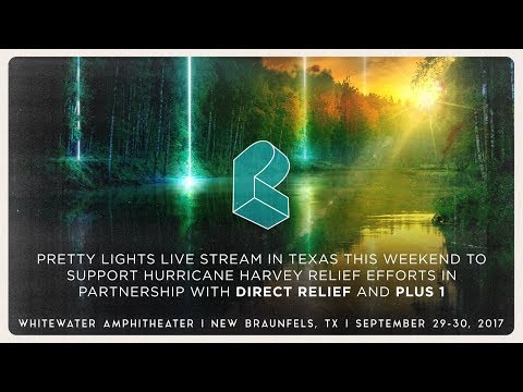 Pretty Lights Live @ Whitewater Amphitheatre - New Braunfels, TX - 09/29/17