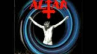 Altar-Jesus is Dead.