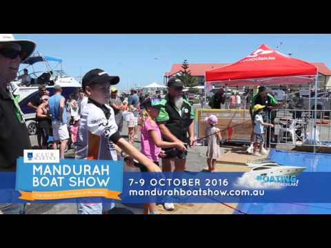 The Club Marine Mandurah Boat Show Is On And It's Big!