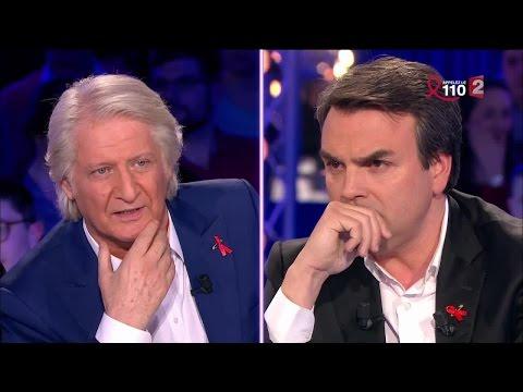 """Patrick Sébastien interpelle Thomas Thévenoud """"J'avais l'impression de regarder un sketch !"""" #ONPC"""